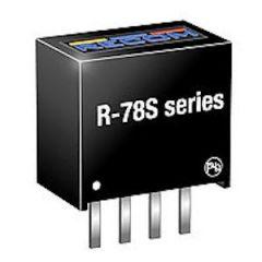 R-78S3.6-0.1 100 mA nostava DC/DC muunnin SIP4; 3,6 VDC 100 mA