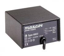 6823/12VDC CABLE 12 W Desktop mallinen AC/DC virtalähde; 6 - 12 VDC 0,6 - 1,0 A