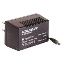 8510/9VAC 8,5 VA plug-in mallinen AC/AC virtalähde; 9,0 VAC 780 mA