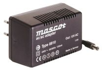 8810/24VAC 20 VA plug-in mallinen AC/AC virtalähde; 24 VAC 850 mA