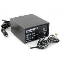 8937 CABLE 18 W Desktop mallinen AC/DC virtalähde; 5 - 24 VDC 2,0 A