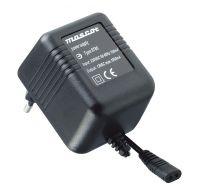 9780/12VAC 12 VA plug-in mallinen AC/AC virtalähde; 12 VAC 1,0 A