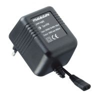 9780/12VAC-18VA 18 VA plug-in mallinen AC/AC virtalähde; 12 VAC 1,5 A