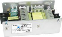 AES60U-48S 60 W AC/DC avomallinen hakkuriteholähde; 48 VDC 1,25 A