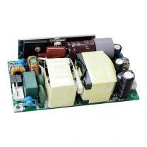 170 W AC/DC avomallinen hakkuriteholähde; 48 VDC 3,5 A ARF240O-48S