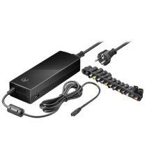 CPW150/12-24VDC 150 W yleismallinen desktop AC/DC-teholähde; 12-24 VDC 8,5-6,0 A