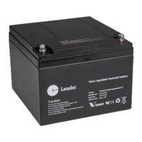 CT12-100W Suljettu AGM lyijyakku UPS-käyttöön 12V 28,6Ah