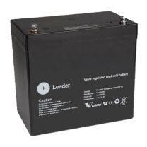 CT12-225W Suljettu AGM lyijyakku UPS-käyttöön 12V 55Ah