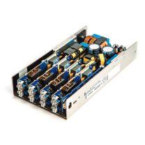 CX06M 600W Medical-hyväksytty konfiguroitava modulaarinen AC/DC teholähde