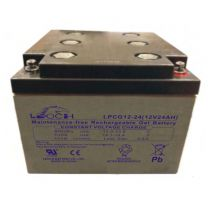 LPCG12-24 Suljettu geeliakku sykliseen käyttöön 12V 24Ah