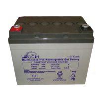 LPCG12-30 Suljettu geeliakku sykliseen käyttöön 12V 30Ah