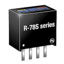 R-78S3.3-0.1 100 mA nostava DC/DC muunnin SIP4; 3,3 VDC 100 mA