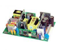 SNP-Z104-M 100 W AC/DC avomallinen hakkuriteholähde; 5 / 15 / -15 VDC 10 / 2,5 / 0,8 A